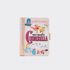 Disney x Aldo - Cinderella Storybook Clutch Purse